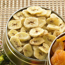 Delicious Dried Fruit - Banana Chips