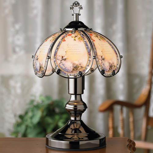 Hummingbird Touch Lamp