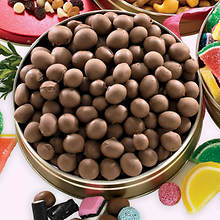 Sweet Cravings Snack Tins - Double Dip Chocolate Peanuts