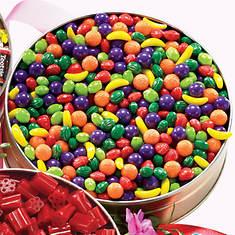 Sweet Cravings Snack Tins - Fruit Nitwitz