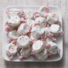 Sweet Cravings Snack Tins - Birthday Cake Taffy