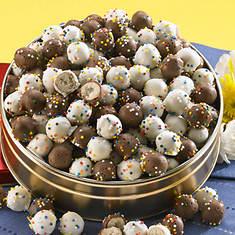 Sweet Cravings Snack Tins - Candied Pretzel Bites