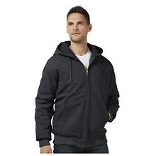 Men's Hooded Work Jacket