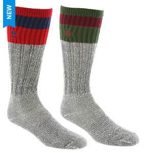 Timberland TM30877 Acrylic Boot Sock 2-Pack (Men's)