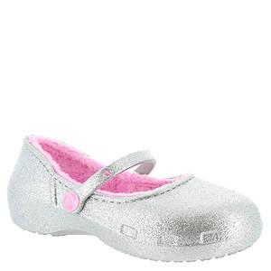 Crocs™ Karin Sparkle Lined Clog (Girls' Toddler-Youth)