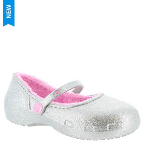 Crocs™ Karin Sparkle Lined Clog (Girls' Toddler-Youth)
