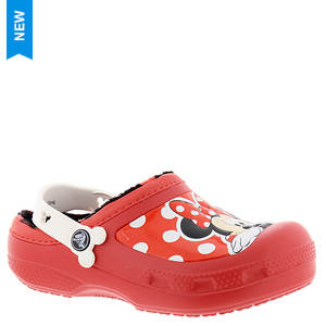 Crocs™ Minnie Lined Clog (Girls' Toddler-Youth)