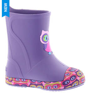 Crocs™ Bump It Graphic Boot (Girls' Toddler-Youth)