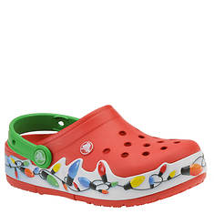 Crocs™ CrocsLights Holiday Clog (Girls' Toddler-Youth)