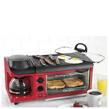 Nostalgia Electrics 50s-Style 3-In-1 Breakfast Station