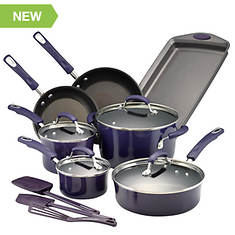Rachael Ray 14-Pc. Cookware Set
