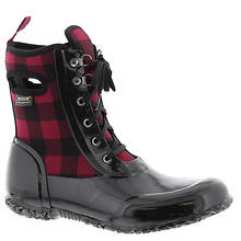 BOGS Sidney Lace Buffalo Plaid (Girls' Youth)