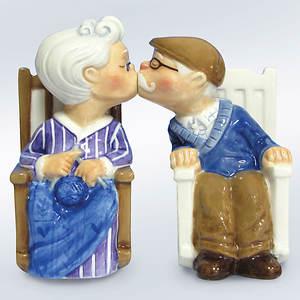Grandma & Grandpa Salt & Pepper