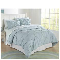 Pintuck Comforter Set - Opened Item