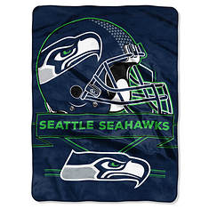 NFL Prestige Microfiber Throw by The Northwest Company