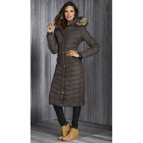 00d38569eb2 Long Puffer Coat - Color Out of Stock