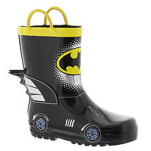 DC Comics Batman Rain Boot BMS501 (Boys' Toddler)