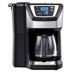 Black + Decker Mill & Brew Grinder/Coffee Maker