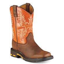 Ariat WorkHog Wide Square Toe (Boys' Toddler-Youth)