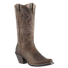 Ariat Round Up D Toe (Women's)