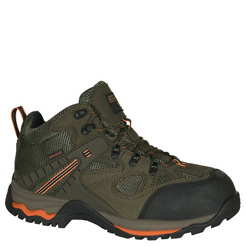 Golden Retriever Leather Mesh Hiker CT (Men's)