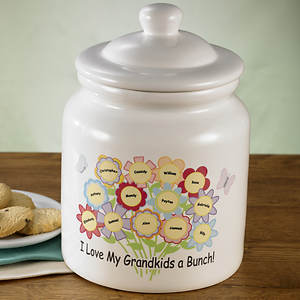 Personalized Best-of-the-Bunch Cookie Jar