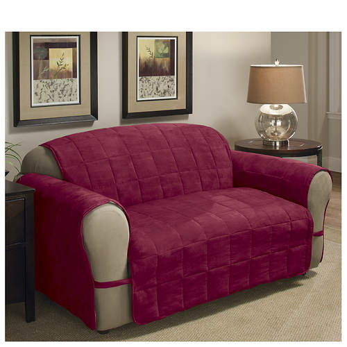 Ultimate Furniture Extra Long Sofa Protector Stoneberry