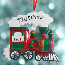 Personalized Collectible Ornaments