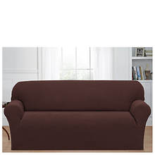 Stretch Basketweave Sofa Slipcover