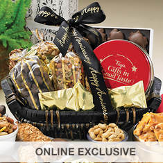 Personalized Go Nuts Basket
