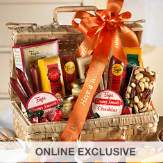 Personalized Hamper of Plenty