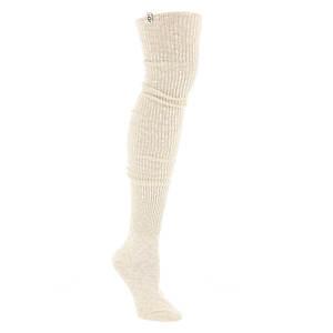 UGG® Women's Slouchy Slub Thigh High Sock