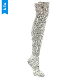UGG® Women's Slouchy Slub Thigh High Sock