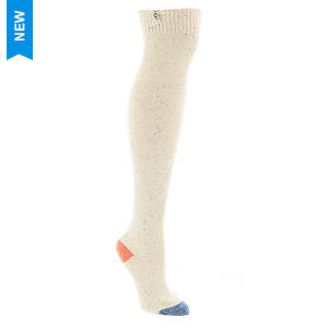 UGG® Women's Color Blocked Rib Over the Knee Sock