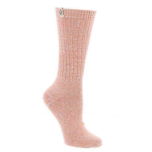 UGG® Women's Rib Knit Slouchy Crew Sock