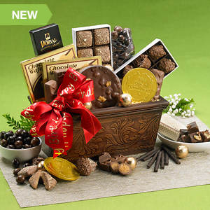 Personalized Chocolate Lover's Dream Gift Box