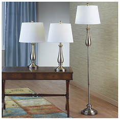 3-Piece Lamp Set