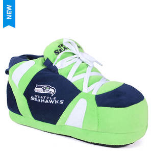 Happy Feet Seattle Seahawks NFL Slipper