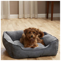 Reversible Cuddler Pet Bed