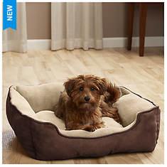 Reversible Cuddler Pet Bed - Opened Item