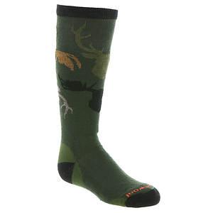 Smartwool Boys' Wintersport Camo Sock