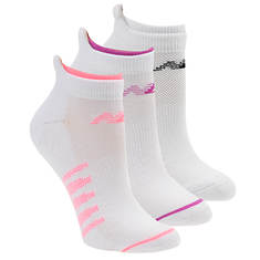 New Balance N045-3 3-Tab Socks 3-Pack (Women's)