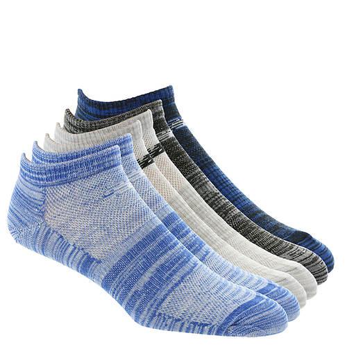 New Balance N032 No Show Socks 6-Pack (Men's)