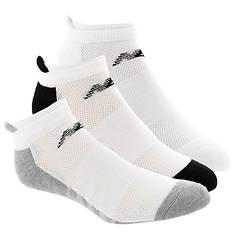 New Balance N045-3 Tab Low Socks 3 Pack
