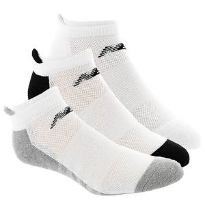 New Balance N045-3 Tab Low Socks 3 Pack