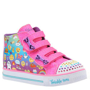 Skechers Twinkle Toes: Shuffles-Baby Talk (Girls' Infant-Toddler)