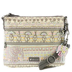 Sakroots Artist Circle Basic Crossbody Bag
