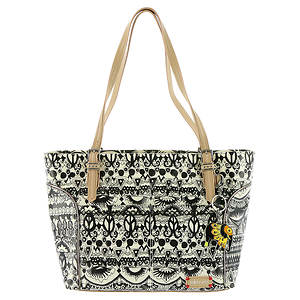 Sakroots Artist Circle Medium Satchel
