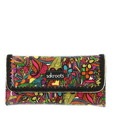 Sakroots Artist Circle Trifold Wallet