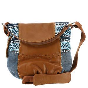 The Sak Deena Flap Crossbody Bag